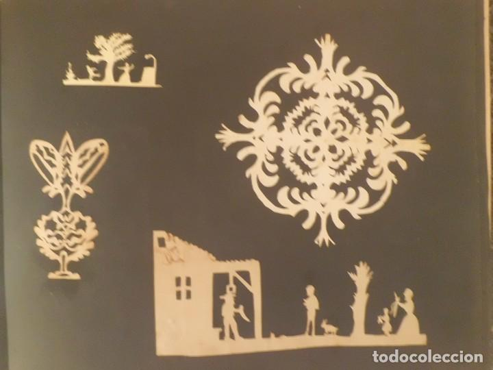 Coleccionismo Recortables: ALBUM A FOLIO RECORTABLES DE 1.894 ESPECTACULAR - Foto 6 - 110674083