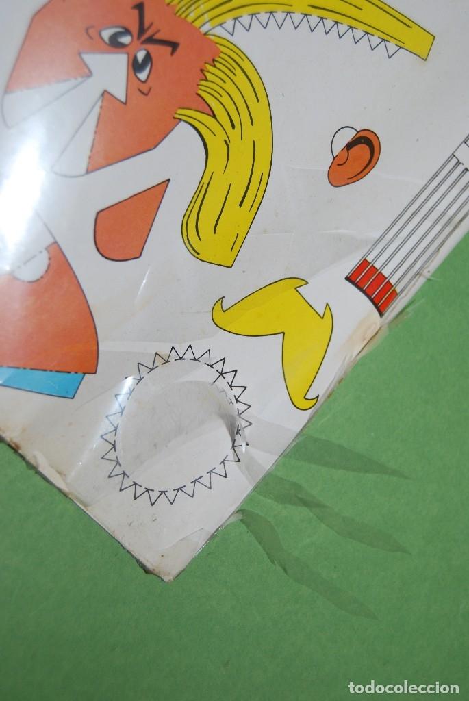 Coleccionismo Recortables: RECORTABLES DE ASTERIX Y OBELIX - ROLLAN - COLECCIÓN COMPLETA PRECINTADA - RARÍSIMO - 1973 - Foto 18 - 118592402