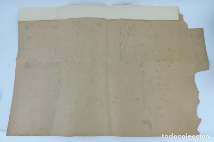 Coleccionismo Recortables: ANTIGUO RECORTABLE EL RINCON DEL BELEN, POR J. GALVEZ, DIBUJANTE, CON HOJA SUPLEMENTO DE REYES, SOLD - Foto 4 - 124010159