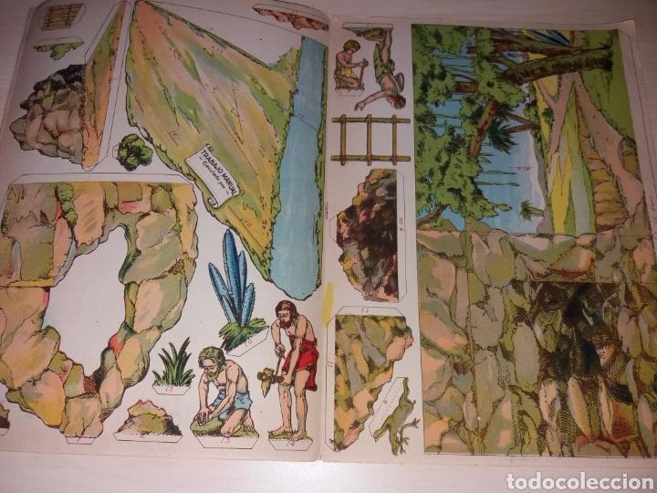 RECORTABLES CUADROS HISTÓRICOS - EDICIONES PEDAGÓGICAS SALVATELLA (Coleccionismo - Otros recortables)