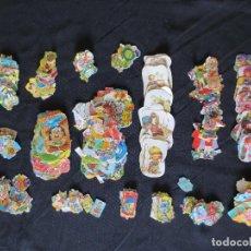Coleccionismo Recortables: LOTE DE RECORTABLES VARIADOS. Lote 136962878