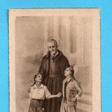 Coleccionismo Recortables: RECORDATORIO DE PRIMERA COMUNIÓN EN SAN PEDRO REUS AÑO 1951 . Lote 140501946