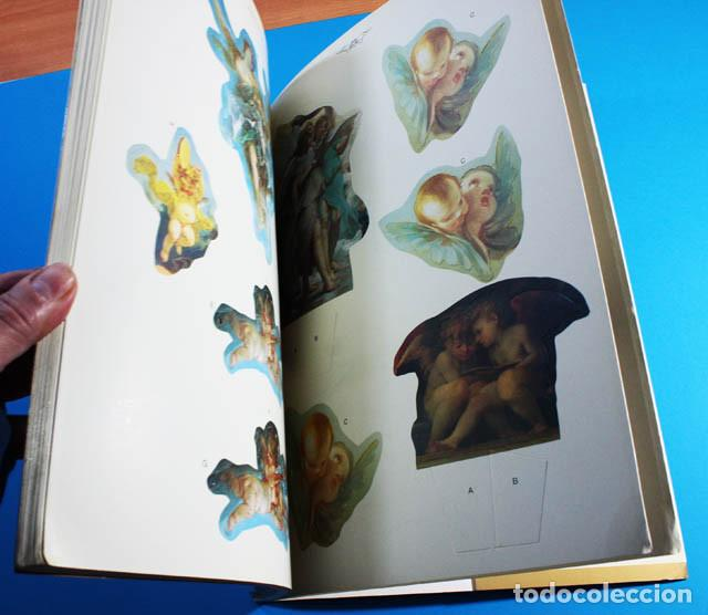 Coleccionismo Recortables: LIBRO DE RECORTABLES EL KIT DE LOS ANGELES MÓVILES, ANIA MOCHLINSKA, MARTÍNEZ ROCA 1994, 34,50 X 25 - Foto 5 - 142450214