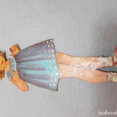 Coleccionismo Recortables: MUÑECOS RECORTABLES ANTIGUOS CARMEN PEDRITO VESTIDOS. Lote 143187178