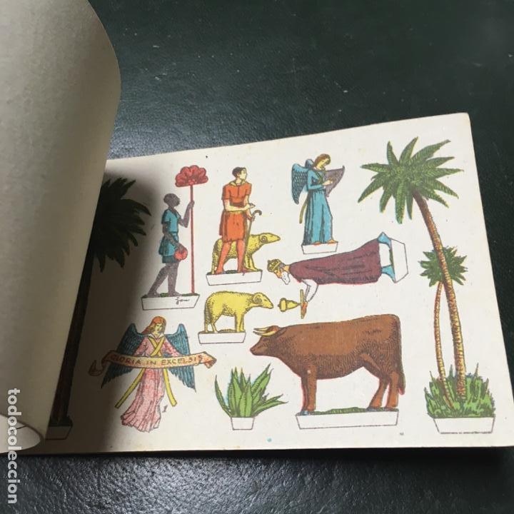 Coleccionismo Recortables: Recortable. Pequeñas hojas de construcción, BELEN, editorial Miguel Salvatella - Foto 6 - 155164050