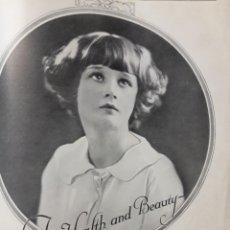 Coleccionismo Recortables: RECORTE DE PRENSA PUBLICIDAD 1928. Lote 160165384