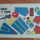 Coleccionismo Recortables: RECORTABLE RAYO DE PLATA. Lote 160841262