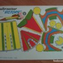 Coleccionismo Recortables: RECORTABLE VICTORY. Lote 160841790