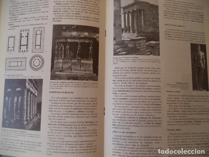 Coleccionismo Recortables: COSMOS RECORTABLES HISTORICOS 5 GRECIA 36 PAGINAS CON INSTRUCCIONES 31X21,5 CM - Foto 2 - 170344092