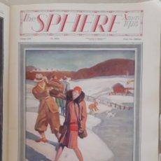 Coleccionismo Recortables: RECORTE DE PRENSA PUBLICIDAD DE 1928. Lote 175058938