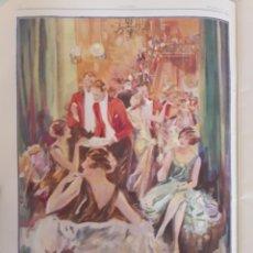 Coleccionismo Recortables: RECORTE DE PRENSA PUBLICIDAD DE 1928. Lote 175059074
