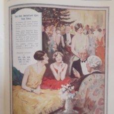 Coleccionismo Recortables: RECORTE DE PRENSA PUBLICIDAD DE 1928. Lote 175059644
