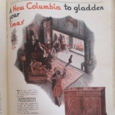 Coleccionismo Recortables: RECORTE DE PRENSA PUBLICIDAD DE 1928. Lote 175060534