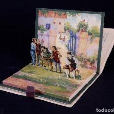 Coleccionismo Recortables: DIORAMA PLEGABLE, Nº 2. BARCELONA 1940. Lote 182288025