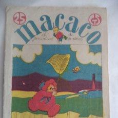 Coleccionismo Recortables: MACACO DEL 30-12-1928 PERU SORIA GUARDACOSTA EJERCITO ESPAÑOL TERCIO EXTRANJERO AL ATAQUE. Lote 182964458