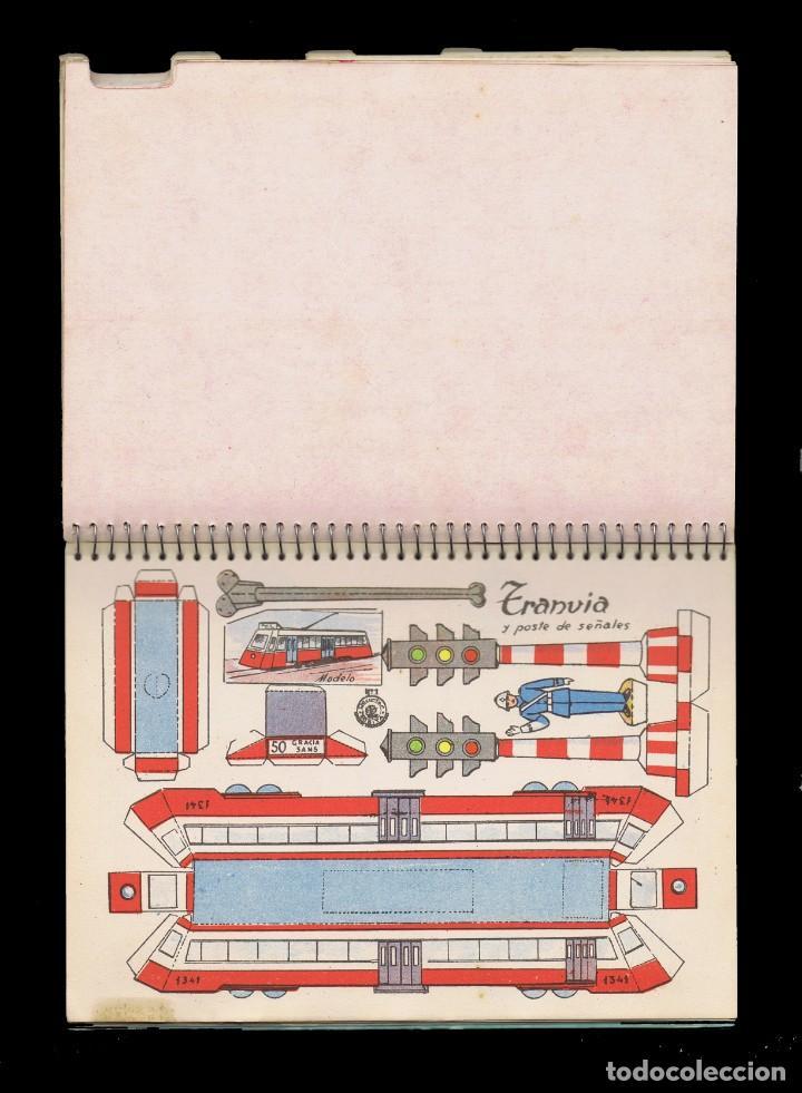 Coleccionismo Recortables: MUESTRARIO COMPLETO DE RECORTES ROSITA DE EDITORIAL ROMA CON 87 MODELOS. - Foto 4 - 183799046