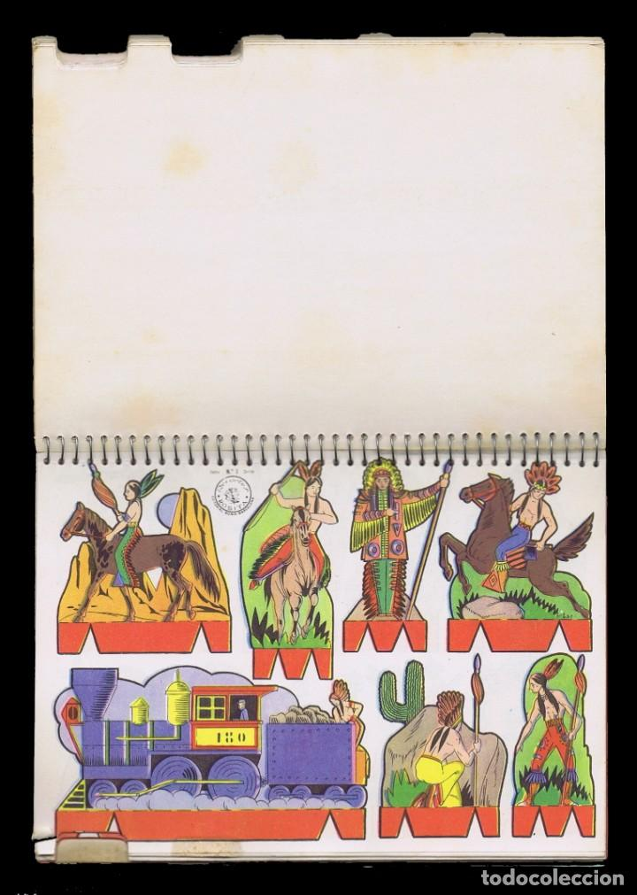 Coleccionismo Recortables: MUESTRARIO COMPLETO DE RECORTES ROSITA DE EDITORIAL ROMA CON 87 MODELOS. - Foto 6 - 183799046