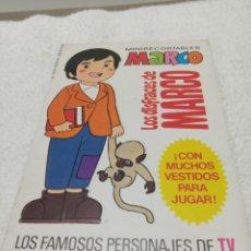 Coleccionismo Recortables: MARCO MINIRECORTABLES. Lote 186025317
