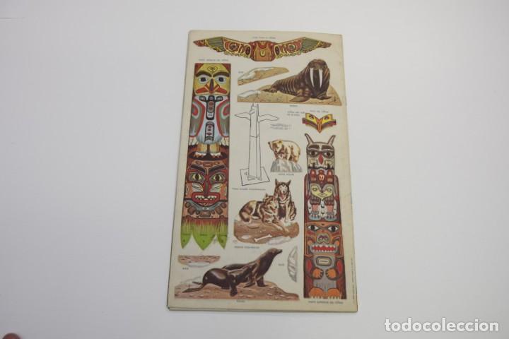 Coleccionismo Recortables: RECORTABLES TROQUELADOS ESQUIMALES - RECORTABLE TROQUELADO - - Foto 4 - 187441587