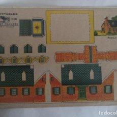 Coleccionismo Recortables: RECORTABLES MARCA EL TORO SERIE C Nº 6 32 X22 CM. Lote 188560857