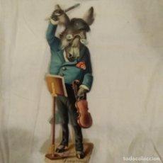 Coleccionismo Recortables: ANTIGUOS RECORTABLES DE CHOCOLATES MATÍAS LÓPEZ Y DE LA COMPAÑÍA COLONIAL MADRID. Lote 188611561