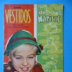 Coleccionismo Recortables: LOS VESTIDOS DE MARISOL DE LA PELICULA HA LLEGADO UN ANGEL - VER DESCRIPCION Y FOTOS. Lote 192966433