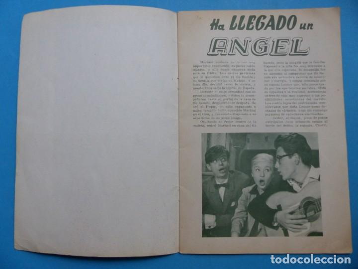 Coleccionismo Recortables: LOS VESTIDOS DE MARISOL DE LA PELICULA HA LLEGADO UN ANGEL - VER DESCRIPCION Y FOTOS - Foto 2 - 192966433