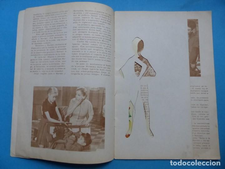 Coleccionismo Recortables: LOS VESTIDOS DE MARISOL DE LA PELICULA HA LLEGADO UN ANGEL - VER DESCRIPCION Y FOTOS - Foto 3 - 192966433