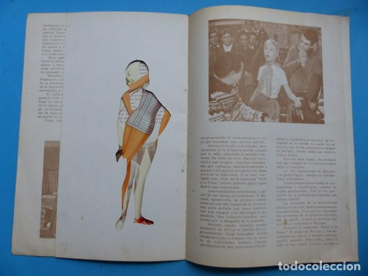 Coleccionismo Recortables: LOS VESTIDOS DE MARISOL DE LA PELICULA HA LLEGADO UN ANGEL - VER DESCRIPCION Y FOTOS - Foto 5 - 192966433
