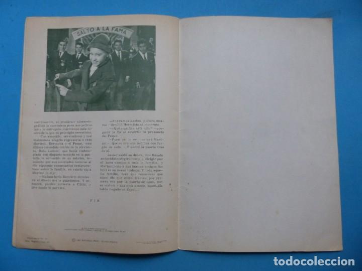 Coleccionismo Recortables: LOS VESTIDOS DE MARISOL DE LA PELICULA HA LLEGADO UN ANGEL - VER DESCRIPCION Y FOTOS - Foto 6 - 192966433