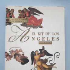 Coleccionismo Recortables: EL KIT DE LOS ANGELES. MOVILES RECORTABLES. ANIS MOCHLIŃSKA. Lote 194871497