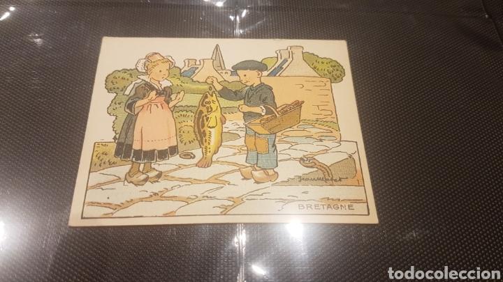 RECORTABLE FOSFATINA FALIÈRES AÑOS 20 MUY RARO (Coleccionismo - Otros recortables)