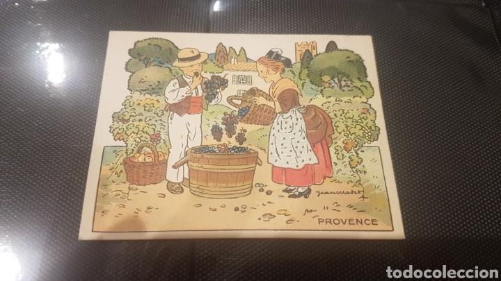 CROMO RECORTABLE FOSFATINA FALIÈRES AÑOS 20 MUY RARO PROVENCE (Coleccionismo - Otros recortables)