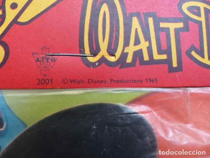 Coleccionismo Recortables: RECORTABLE DE MICKEY MOUSE, WALT DISNEY - AÑO 1965 - NUNCA USADO, GUARDADO EN SU PLASTICO SIN ABRIR - Foto 2 - 196641585
