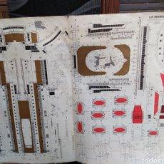 Coleccionismo Recortables: RECORTABLE AÑOS80- 90-BARCO RUSO, EDITA LAS PROVINCIAS. Lote 200243745