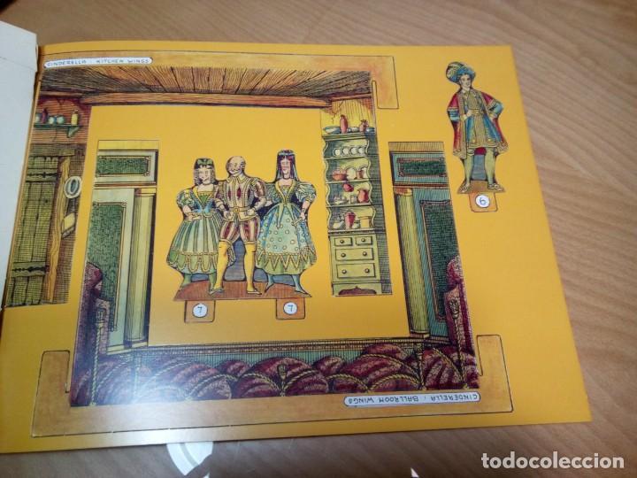 Coleccionismo Recortables: * RECORTABLE TEATRILLO CINDERELLA..PANTOMIME . (RF:P/*) - Foto 9 - 201777313