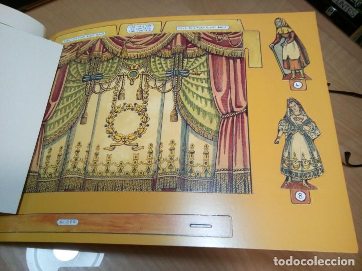Coleccionismo Recortables: * RECORTABLE TEATRILLO CINDERELLA..PANTOMIME . (RF:P/*) - Foto 11 - 201777313