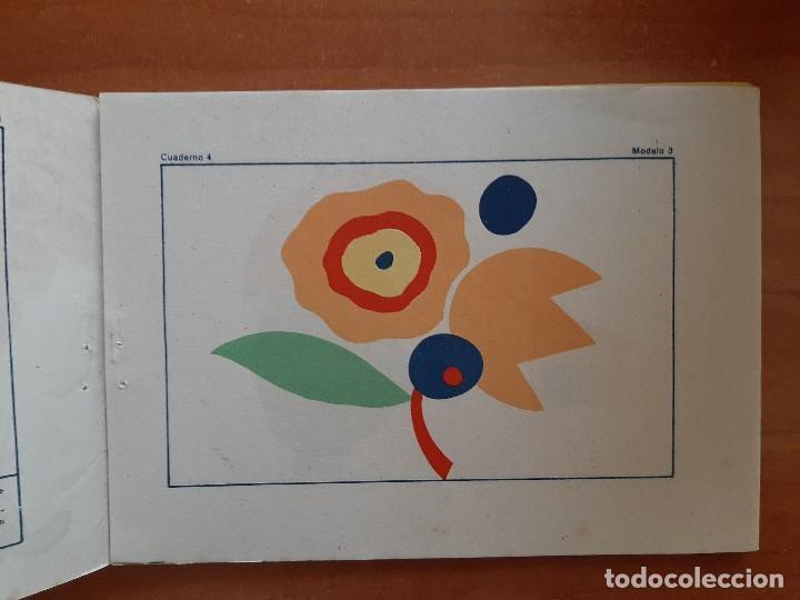 Coleccionismo Recortables: RECORTABLE : TIJERAS , TRABAJOS MANUALES SALVATELLA - Nº 4 - Foto 2 - 205801821