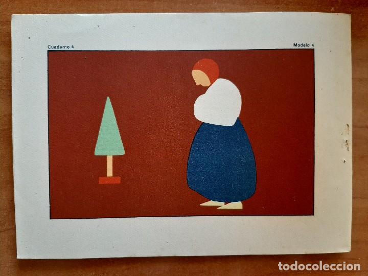 Coleccionismo Recortables: RECORTABLE : TIJERAS , TRABAJOS MANUALES SALVATELLA - Nº 4 - Foto 3 - 205801821