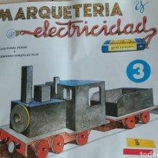 Coleccionismo Recortables: CUADERNO DE MARQUETERIA SALVATELLA. 5€. Lote 211797713