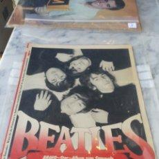 Coleccionismo Recortables: BEATLES. ALBUM DE REVISTA BRAVO. ALEMAN. Lote 212492450