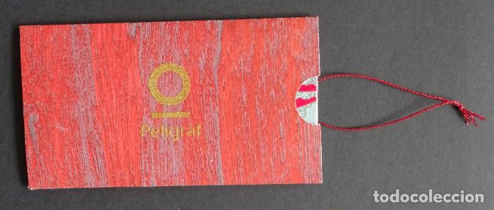 Coleccionismo Recortables: Peligraf – árbol TROQUELADO - Foto 3 - 212653378