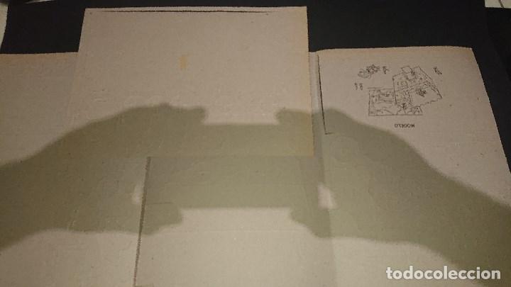Coleccionismo Recortables: LOTE DE 3 RECORTABLES DE RUY EL PEUEÑO CID COMPLETAS DE DANONE1980 SIN USAR -, LEER DESCRIPCION - Foto 4 - 213757683