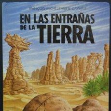 Coleccionismo Recortables: EN LAS ENTRAÑAS DE LA TIERRA – MICHEL/DAVAINE – POP UP – ALTEA. Lote 215292938