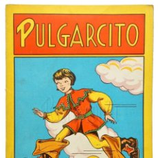 Coleccionismo Recortables: CUENTO RECORTABLE Nº 3 PULGARCITO EDITORIAL FHER 1959. Lote 216567627