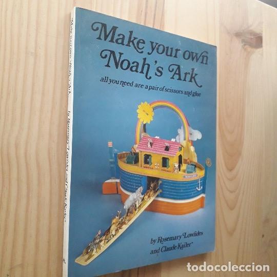 Coleccionismo Recortables: MAKE YOUR OWN NOAHS ARK RECORTABLE - ROSEMARY LOWNDES, CLAUDE KAILER - Foto 2 - 221162840