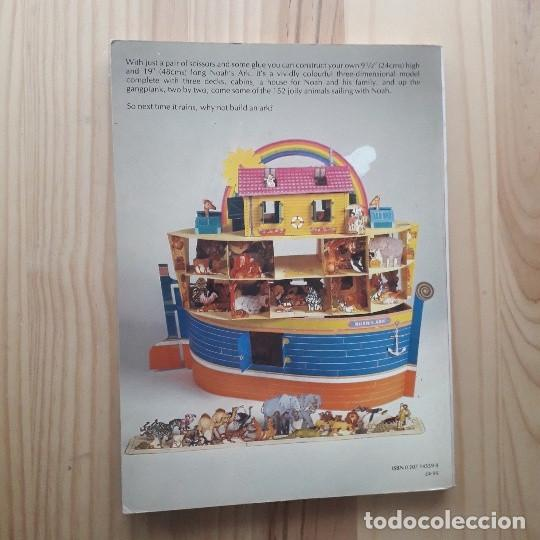 Coleccionismo Recortables: MAKE YOUR OWN NOAHS ARK RECORTABLE - ROSEMARY LOWNDES, CLAUDE KAILER - Foto 3 - 221162840