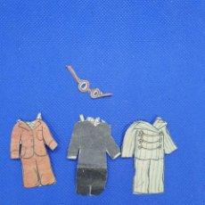 Coleccionismo Recortables: ANTIGUOS RECORTABLES DE PAPEL. Lote 221874613