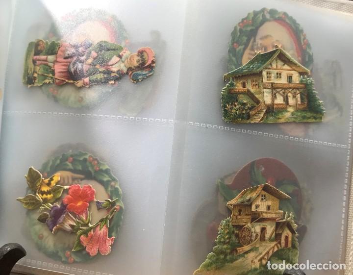 """Coleccionismo Recortables: 70 antiguos cromos """"de picar"""" - Foto 8 - 222628523"""