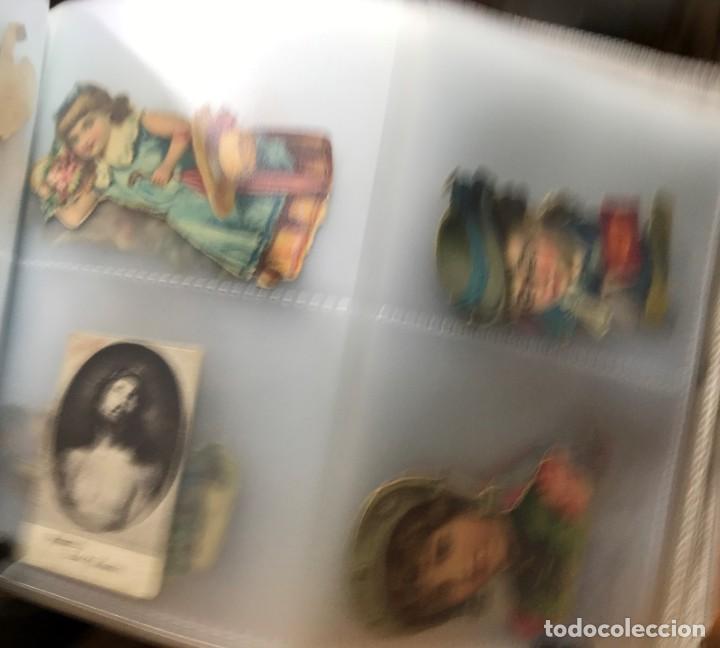 """Coleccionismo Recortables: 70 antiguos cromos """"de picar"""" - Foto 12 - 222628523"""